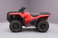 2016 Honda FourTrax Rancher for sale 200463698